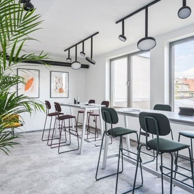 Coworking High Tables
